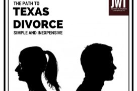The Path to Texas Divorce: Simple and Inexpensive